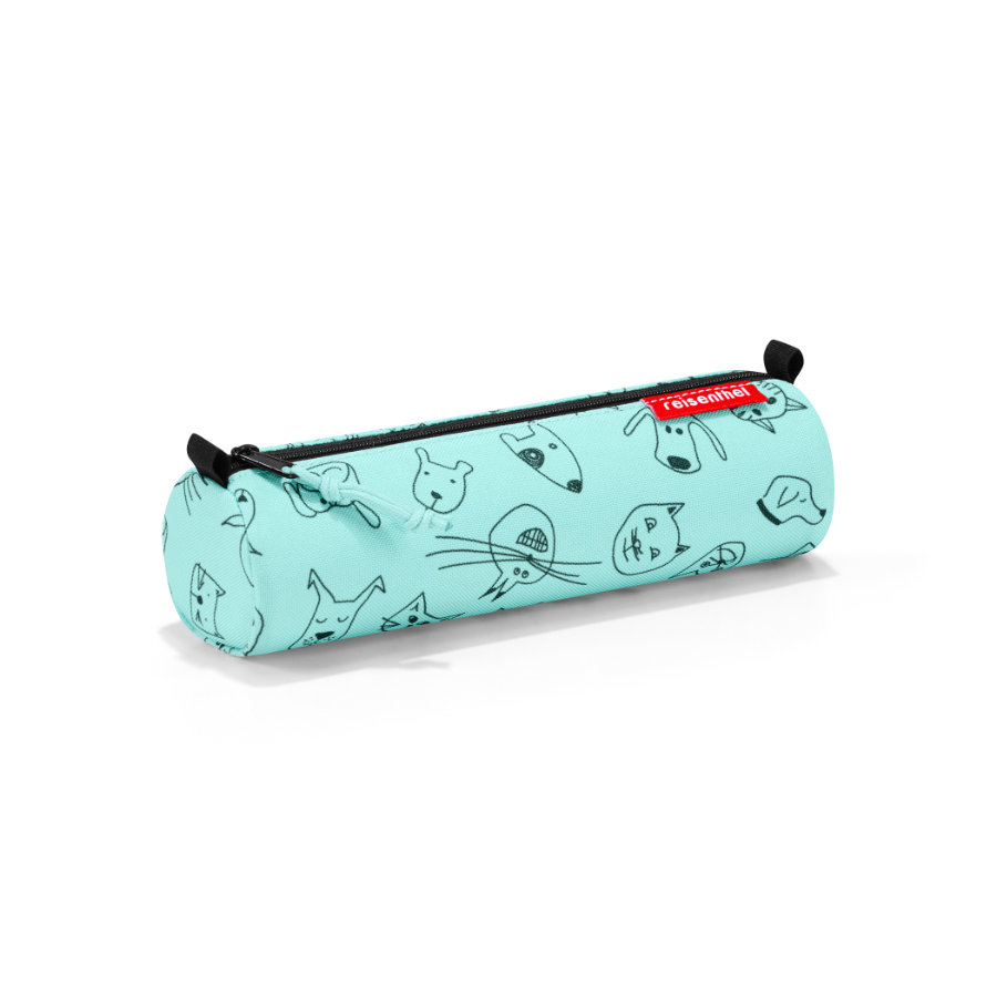 reisenthel® pencilroll kids cats and dogs mint