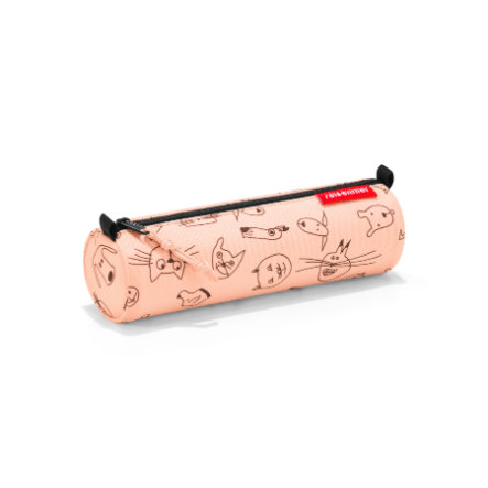 reisenthel® pencilroll kids cats and dogs rose