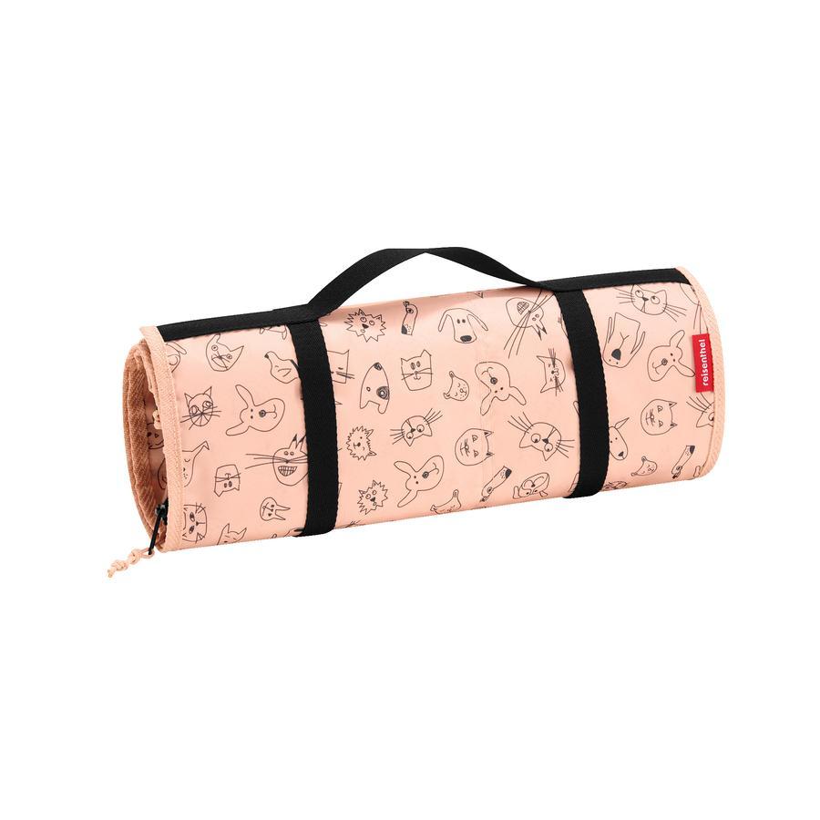 reisenthel ® niños gatos y perros rosa