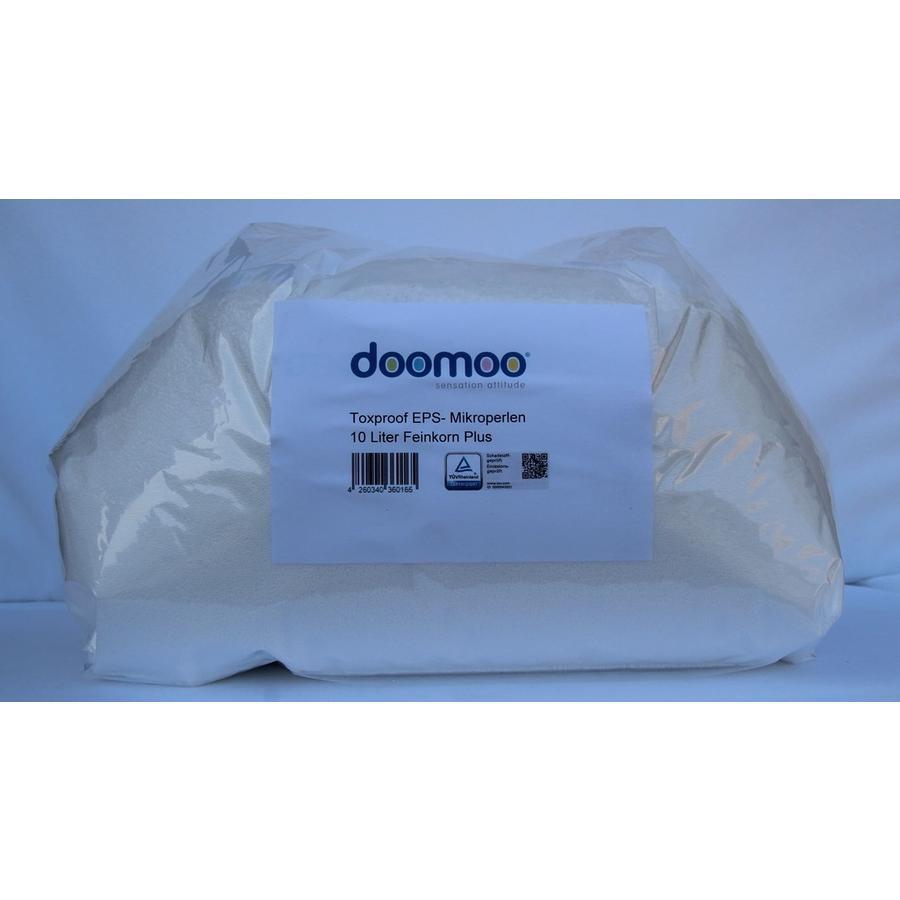 Doomoo Sacchetto di ricarica 20 litri Microsfere Toxproof in polisacco