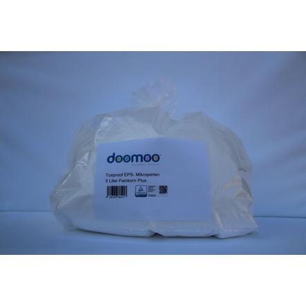 Doomoo Nachfüllbeutel 5 Liter Toxproof Mikroperlen im Polybeutel
