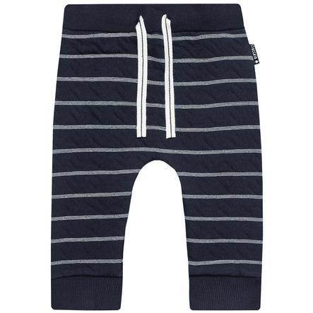 STACCATO Boys Pantalon de survêtement à rayures foncées minuit