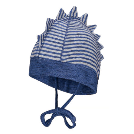 STACCATO NB Boys casquette melange royal rayée