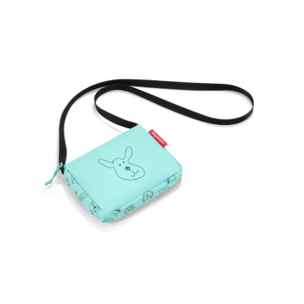reisenthel® itbag kids cats and dogs mint