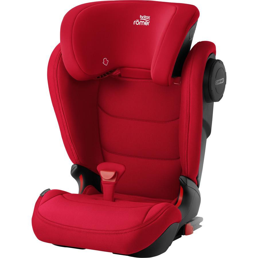 Britax Römer Kindersitz Kidfix III M Fire Red