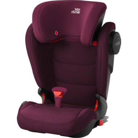 Britax Römer Kindersitz Kidfix III M Burgundy Red