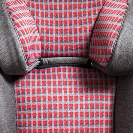Baier Rivestimento di ricambio Karo grigio/rosso