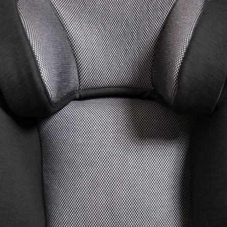Baier Housse siège auto réversible shadow gris/noir