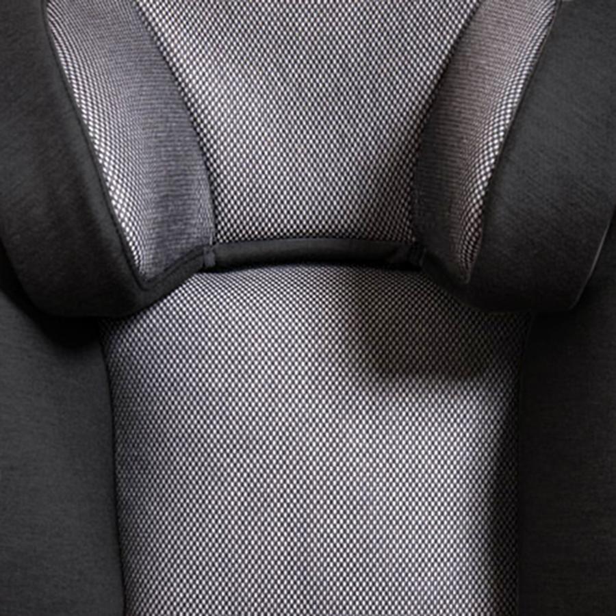 Baier Rivestimento di ricambio Shadow nero/grigio