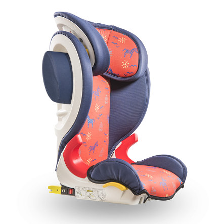 Baier Kindersitz Adefix SP Family blau/rot