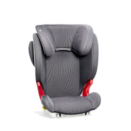 Baier Seggiolino auto Adefix SPi Sporty grigio