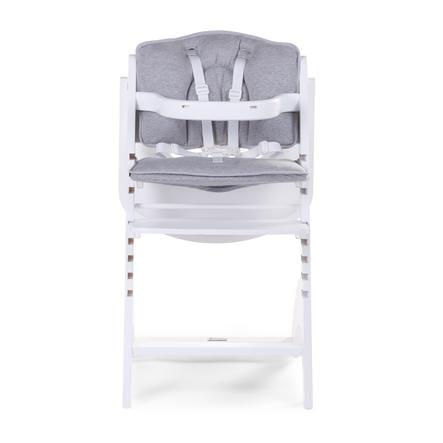 CHILDHOME Coussin d'assise chaise haute Lambda Jersey gris
