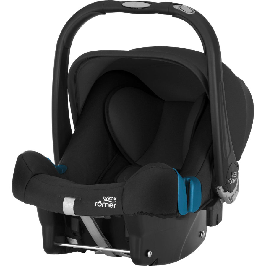 Britax Römer Siège auto cosi gr. 0+ Baby-Safe plus SHR II Cosmos Black