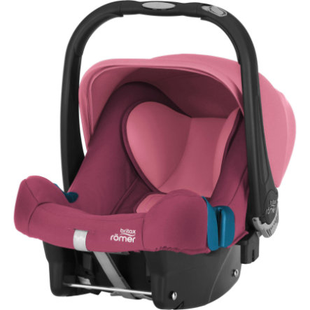 Britax Babyskydd Baby-Safe plus SHR II Wine Rose