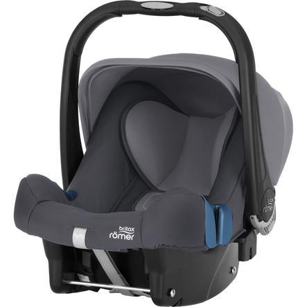 Britax Römer Babyschale Baby-Safe plus SHR II Storm Grey
