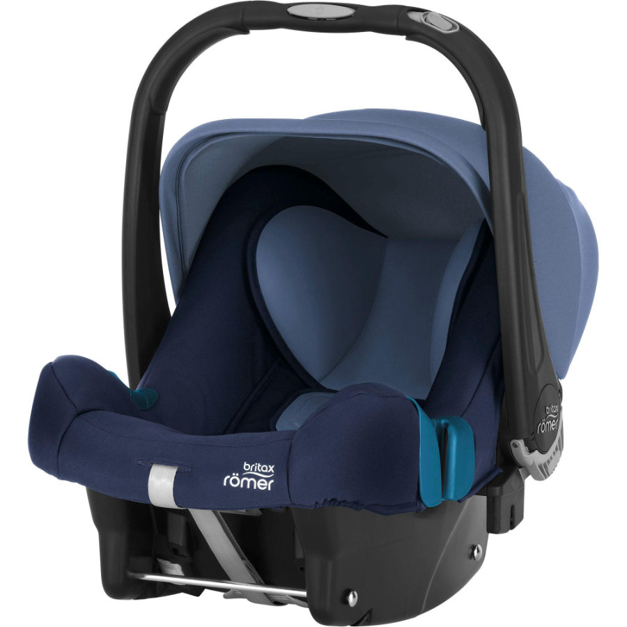 britax r mer babyschale baby safe plus shr ii moonlight blue. Black Bedroom Furniture Sets. Home Design Ideas