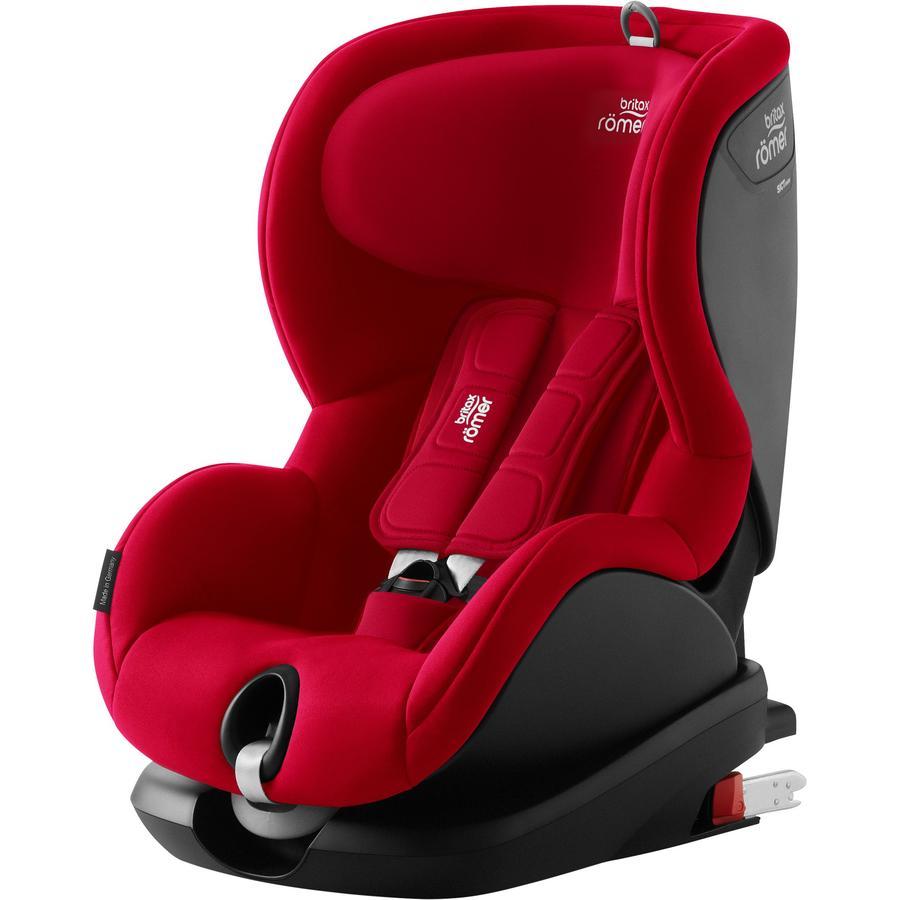 Britax Römer Kindersitz Trifix² i-Size Fire Red