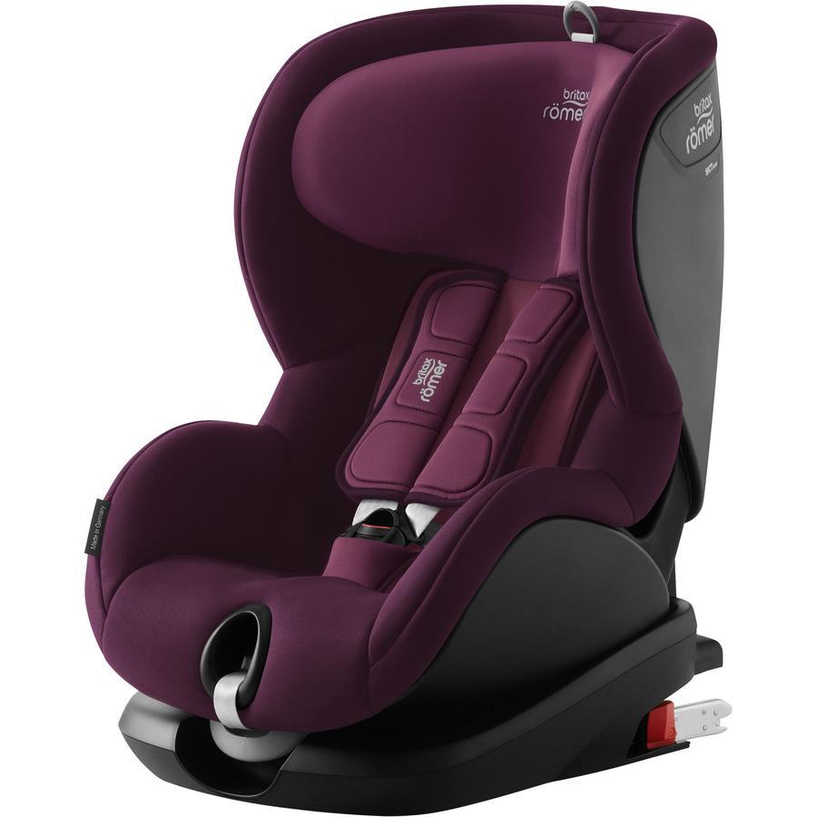 Britax Römer Kindersitz Trifix 2 i-Size Burgundy Red