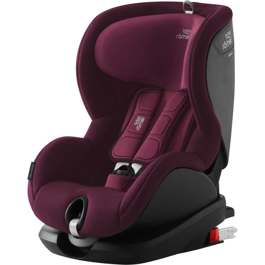 Britax Römer Kindersitz Trifix² i-Size Burgundy Red