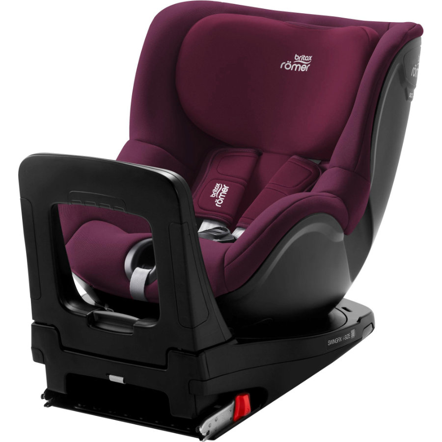 Britax Römer Kindersitz Swingfix i-Size Burgundy Red