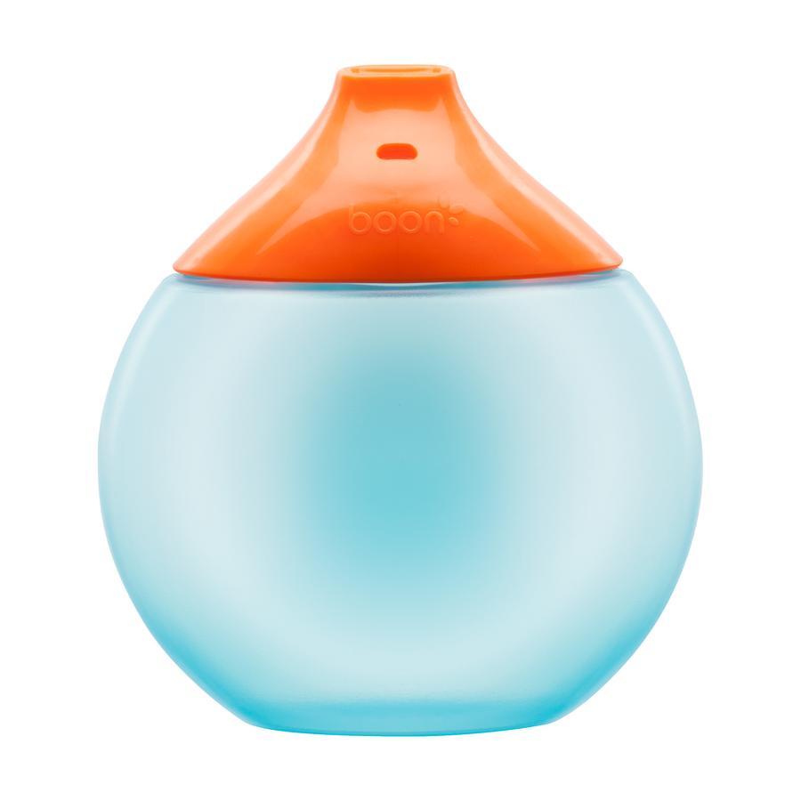 boon Trinklernbecher FLUID blau / orange ab dem 9. Monat
