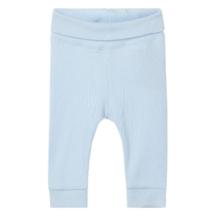 name it Sweatbroek Walkre kasjmier blauw