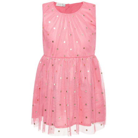 name it Girl s dress Nmfsara bubblegum
