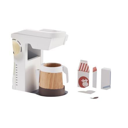 Kids Concept® Máquina de café de juguete con accesorios