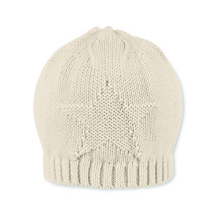 Sterntaler Bonnet tricoté Terrybär Baylee écru