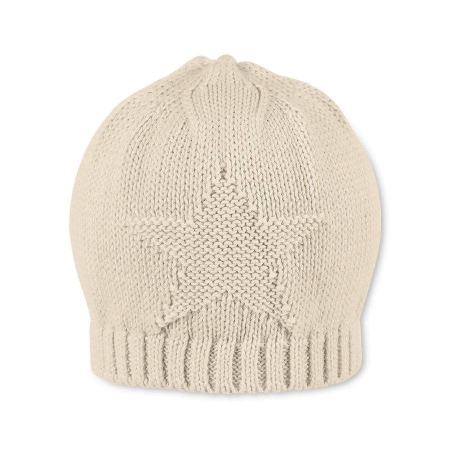 Sterntaler Sombrero de punto Terrybär Baylee ecru