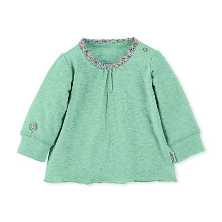 Sterntaler Overhemd Baylee poedergroen met lange mouwen