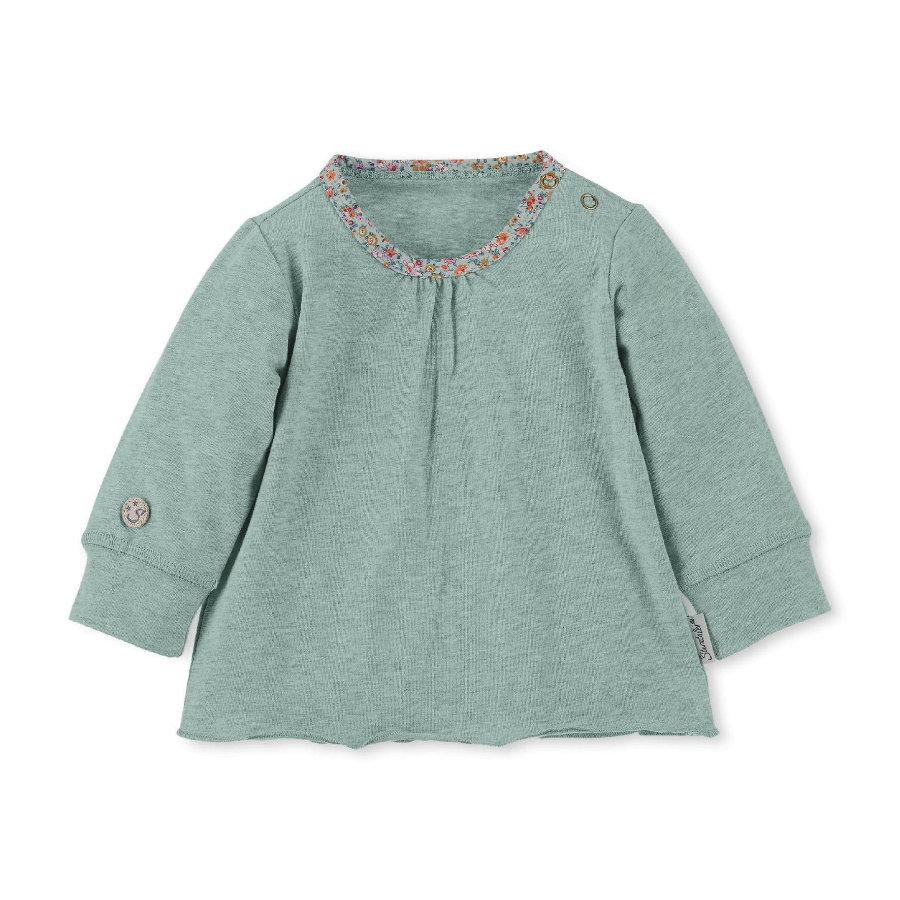 Sterntaler Chemise manches longues Baylee vert poudre