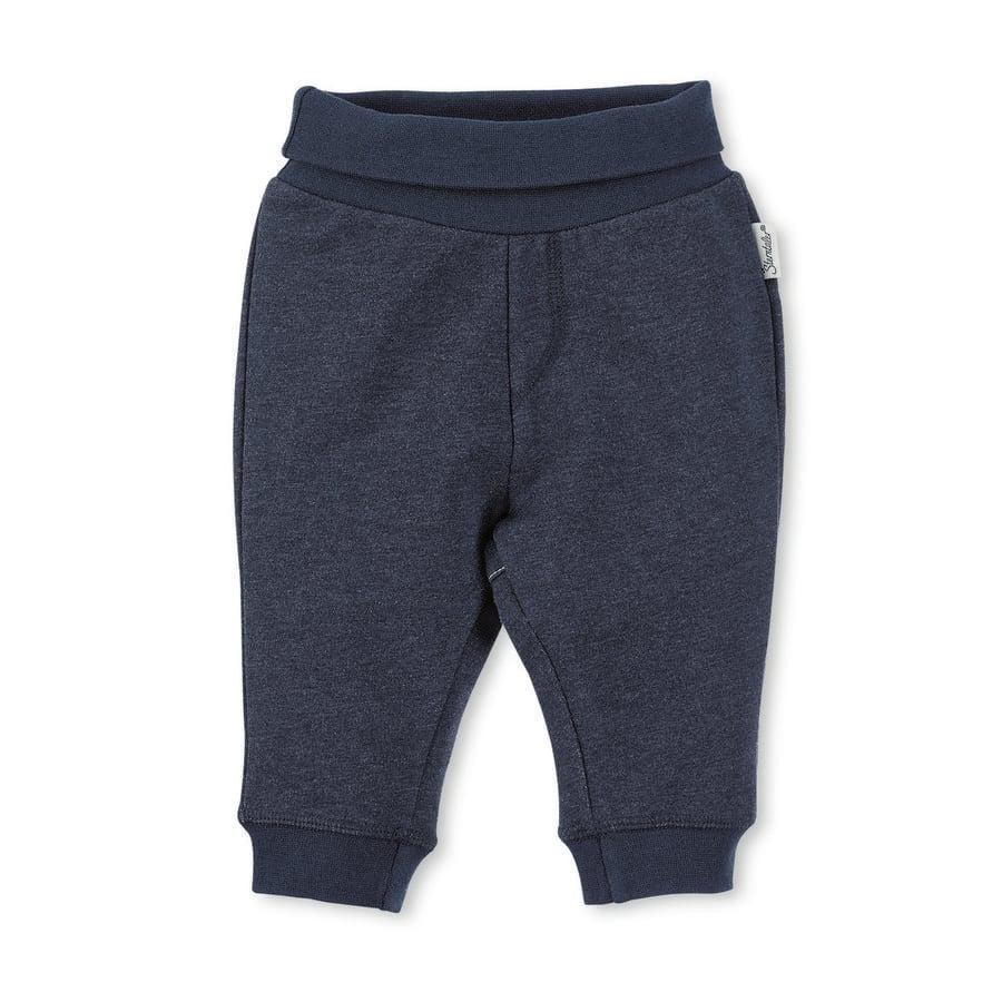 Sterntaler spodnie typu romper pants Baylee blue marine