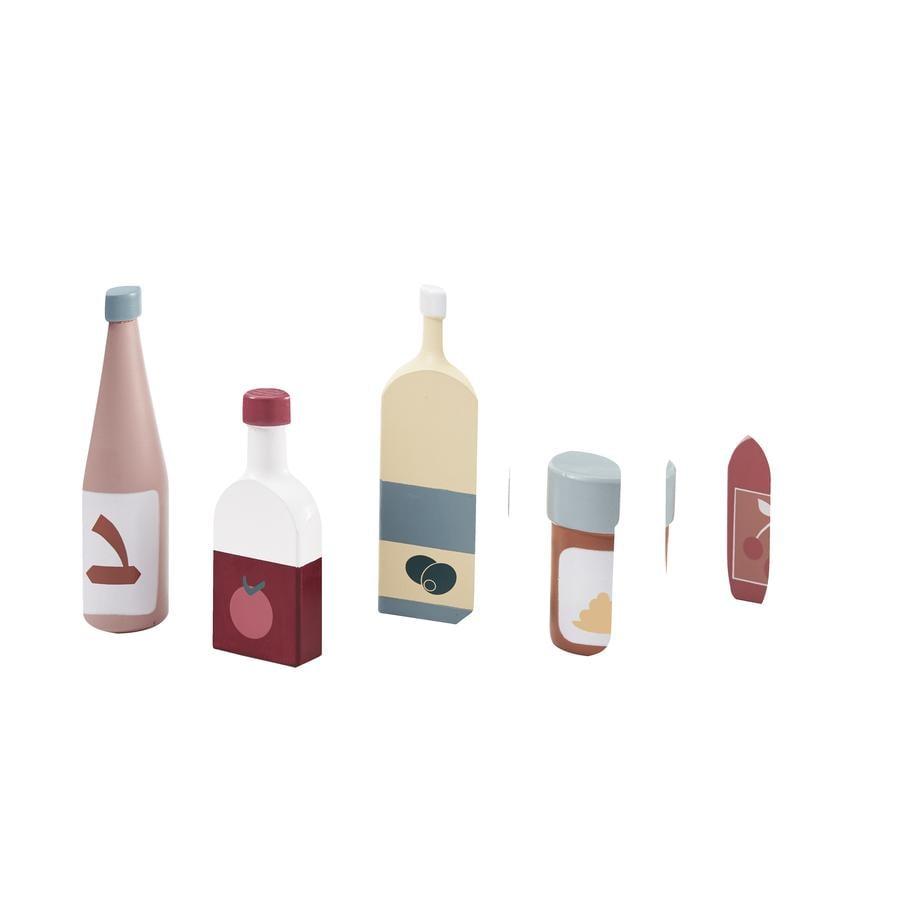 Děti koncept láhev sada 5 kusů