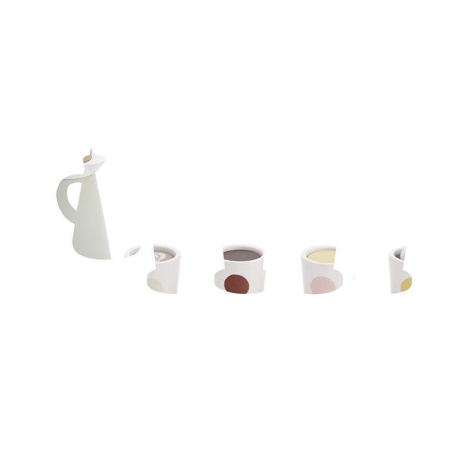 Kids Concept® Zestaw do kawy i herbaty