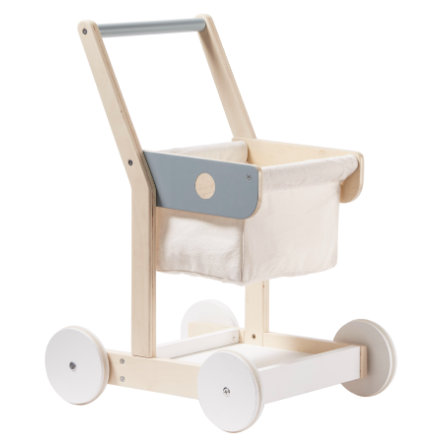 Kids Concept® Chariot de courses enfant bois