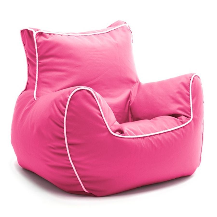 SITTING BULL® Fauteuil enfant Bamp rose