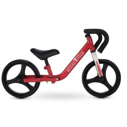 smarTrike® Springcykel Folding Running Bike, röd