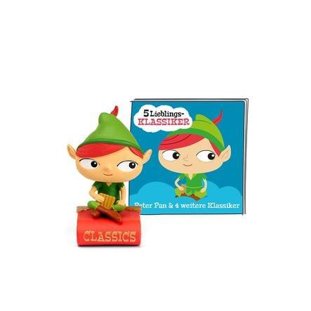 tonies® 5 Lieblings-Klassiker - Peter Pan und weitere Klassiker