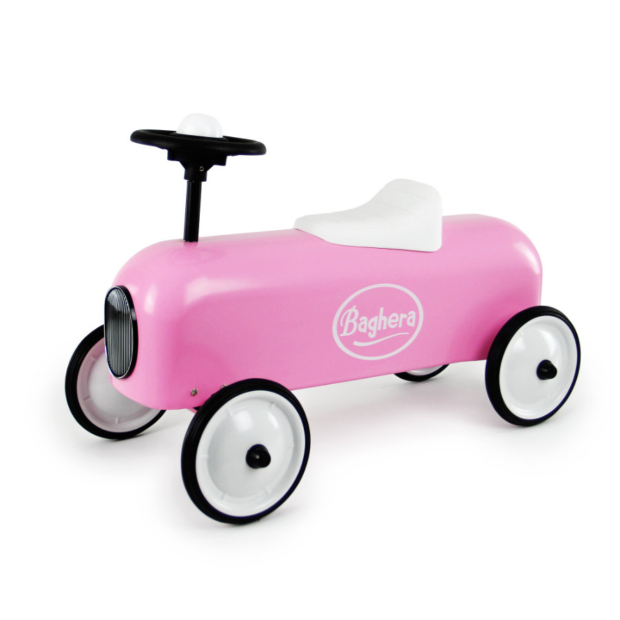 Baghera Loopauto Racer Pink