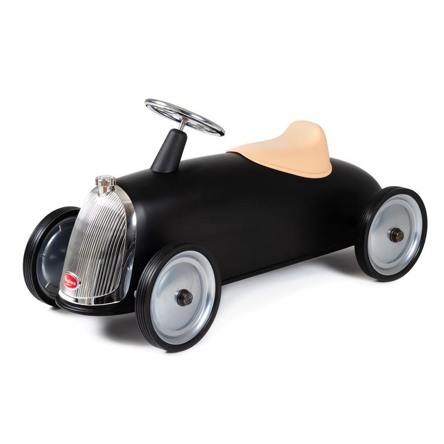 Baghera Porteur enfant Rider black mat