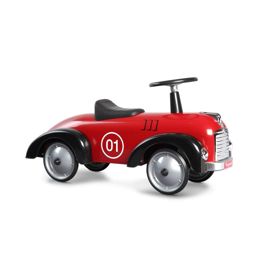 Baghera Loopauto Speedster Rood