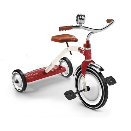 Baghera Dreirad Vintage Rot