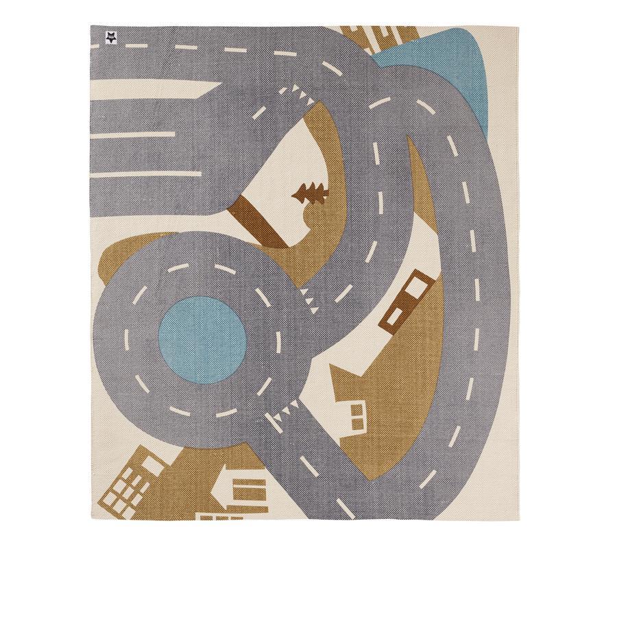 Dětský koncept hrát koberec Aiden 130 x 170 cm 1000309