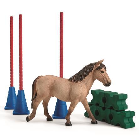 Schleich Pony Slalom 42483