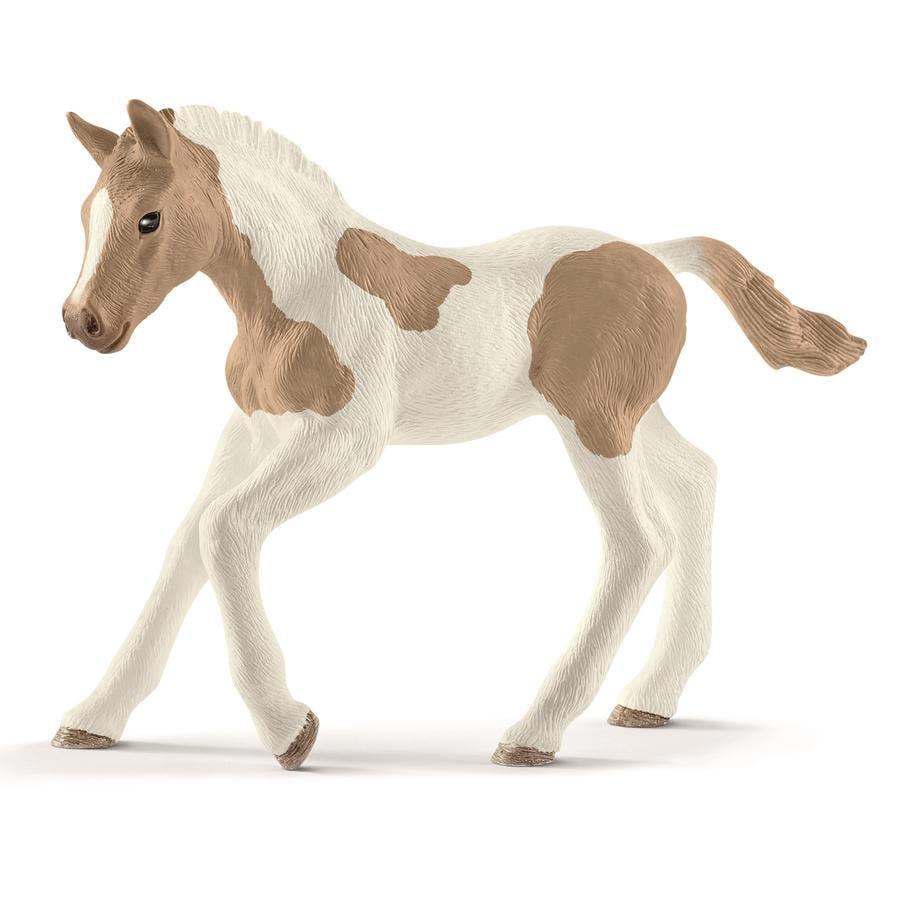 Schleich Figurine poulain Paint Horse 13886