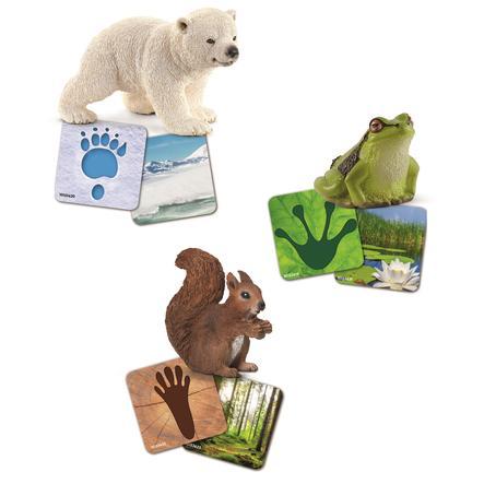 Schleich Lernkarten Wild Life 42474