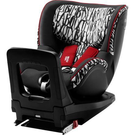 Britax Römer Kindersitz Dualfix i-Size Letter Design