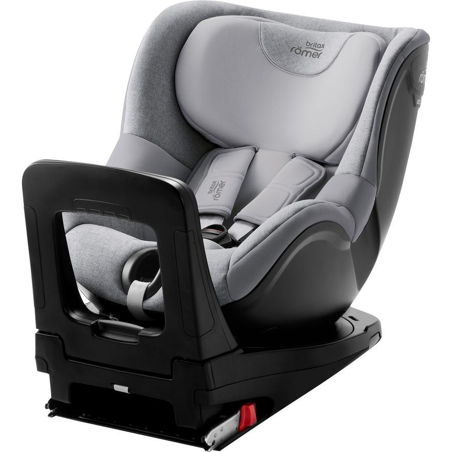 Britax Römer Kindersitz Dualfix i-Size Grey Marble