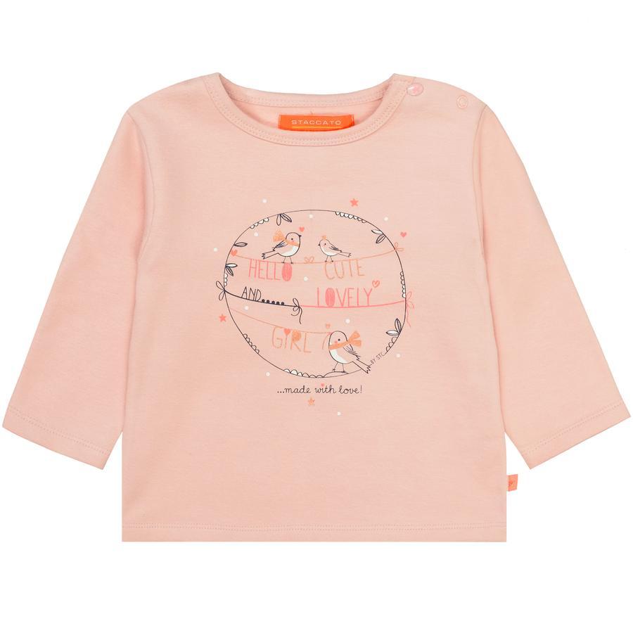 STACCATO Girls Sweatshirt blush rose
